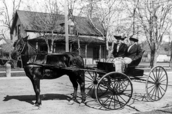 Blockchain may end up being the horse and buggy.