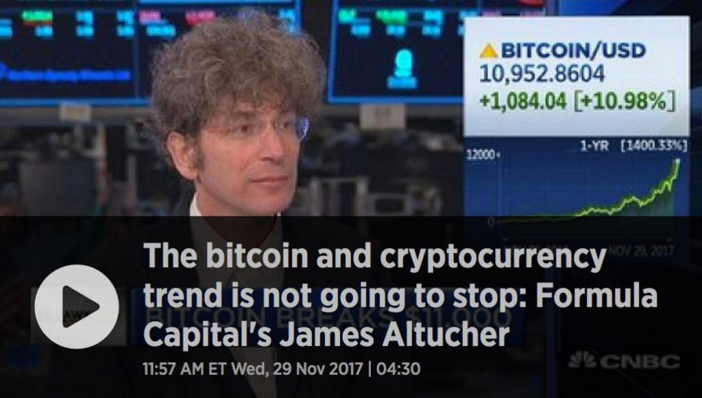 stock picker James Altucher